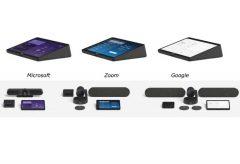 ロジクール、タッチパネルディスプレイで手軽にweb会議システムを導入できる『Tapルームソリューション』を発表