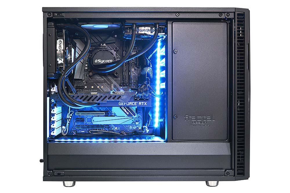 サイコム、「GeForce RTX 2070 SUPERTM」「GeForce RTX 2080 SUPERTM」の 水冷化を実現。 デュアル水冷G-Master Hydroシリーズの7機種で搭載可能に
