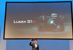 パナソニック、ミラーレス一眼スタイルのシネマカメラ、DC-S1Hを正式発表!「一眼の皮を被ったシネマカメラ」というジャンルに挑戦。外部レコーダーでのRAW記録にも言及。