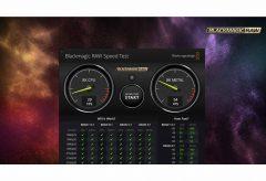 ブラックマジックデザイン、 Blackmagic RAW Speed Testを発表