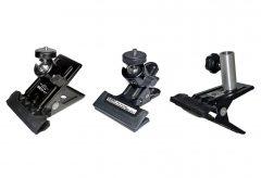 LPL、簡単に挟んでしっかり固定する万能クランプヘッドシリーズを発売