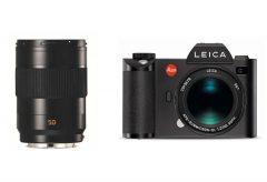 ライカ、SLシステムとLマウントシステムに対応の標準レンズ『ライカ アポ・ズミクロン SL f2/50mm ASPH.』を発表
