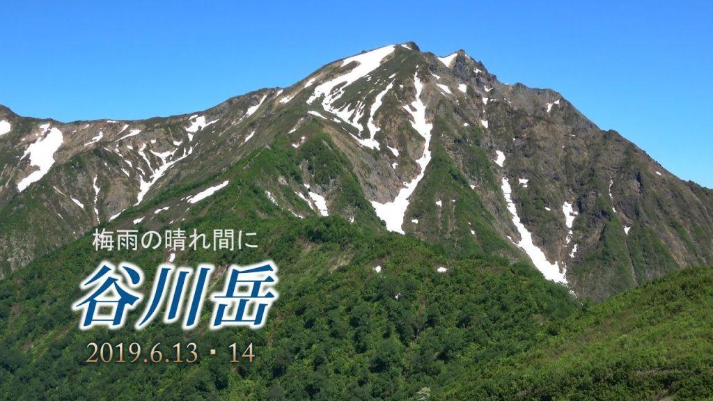 【Views】696『梅雨の晴れ間に谷川岳2019.6.13・14』5分51秒〜鮮やかな眺望とともに高山植物を愛でながら進む。そしてに後半、星の振るような夜景をへて夜明けまでのシーンは圧巻