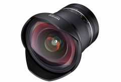 ケンコー・トキナー、SAMYANG社の世界で最も広角な単焦点レンズ『XP 10mm F3.5』を発表