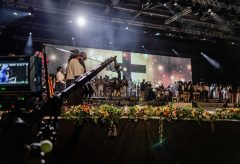 ブラックマジックデザイン、Holy Ghost Festival of LifeのライブプロダクションにURSA Broadcastが使用されたことを発表