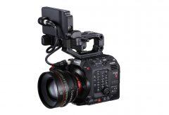 キヤノン、5.9Kフルサイズセンサーで本体RAW記録できるデジタルシネマカメラ『EOS C500 Mark II』を発表