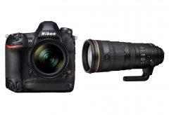 ニコン、デジタル一眼レフカメラ『ニコンD6』と望遠ズームレンズ 『AF-S NIKKOR 120-300mm f/2.8E FL ED SR VR』の開発を発表
