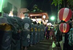 【Views】755『平成から令和へ〜郡上おどり〜』3分35秒~江戸時代から繋がるこの踊りに、祝福の花火とともにまた新しい時代が幕を開けた