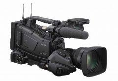 ソニー、4K 2/3型イメージセンサー搭載のXDCAMショルダーカムコーダー『PXW-Z750』を発表