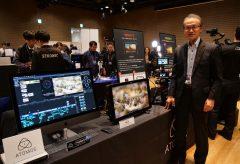 【Photo EDGE Tokyo 2019】ATOMOS、新しい4K HDRのモニター&レコーダーシリーズ「NEON」とニコンZ6と組み合わせたProRes RAW収録システムを展示