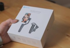 FeiyuTechの最新アイテム「VLOG pocket」にギュイーンさんがロックオン!!   機能、使える度、向く使い方&コツをreport