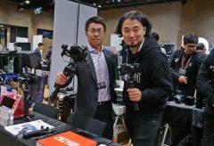【Photo EDGE Tokyo2019】ZHIYUNブース、CRANE 3 LABの展示をはじめ新製品のWEEBILL Sをお披露目