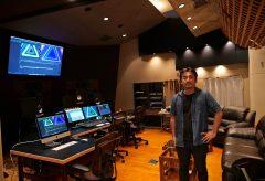 アバコスタジオにできた FourTuneはMA、ナレーション、プレビューだけでなくカラーグレーディングもできる現代の映像制作のためのスタジオ