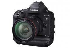 キヤノン、デジタル一眼レフカメラのフラッグシップ機『EOS-1D X Mark III』の開発を発表。4K/60P、Canon Log YCbCr4:2:2 10bit出力、RAW動画内部記録対応!