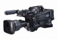 パナソニック、放送用肩載せ型カメラレコーダー『AJ-CX4000GJ』を発表