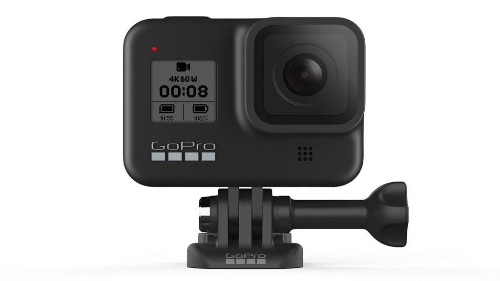 GoPro、HyperSmooth 2.0搭載の最新モデル『HERO8 Black』とモジュラーアクセサリーを発表