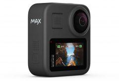 GoPro、最大5.6K/30pの360度撮影と通常の動画撮影に対応した『GoPro Max』を発表