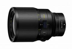 ニコン、Z マウントシステム対応の大口径標準単焦点マニュアルフォーカスレンズ『NIKKOR Z 58mm f/0.95 S Noct』の受注開始