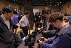 【Photo EDGE Tokyo 2019】SIGMA fpの発売日とちょうど重なったシグマブース