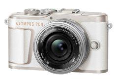 オリンパス、ミラーレス一眼カメラ『OLYMPUS PEN E-PL10』を発表