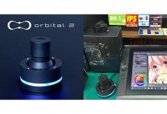 クリエイター向け革新的入力デバイス『Orbital2 』がTSUKUMO(ツクモ)で販売開始