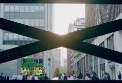【Views】783『リビルド』2分43秒〜東京のビル街の風景をデザイン感覚で切り取った、ネオ・スケッチとでも名付けたい作品