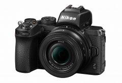 ニコン、DXフォーマットミラーレスカメラ『ニコン Z 50』を発表