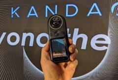 ポケットに入る8KVRカメラ~KANDAO QooCam 8Kが登場! 中国・北京での発表会を緊急レポート