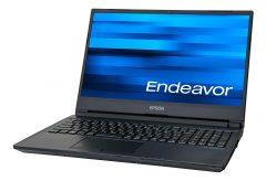 エプソン、NVIDIA GeForce RTX 2060標準搭載の15.6型ハイスペックノートPC『Endeavor NJ7000E』を発売