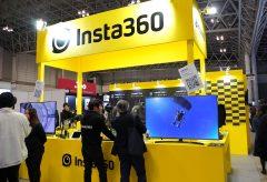 【Inter BEE 2019】Insta360は360度映像の8Kストリーミング