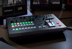 【Inter BEE 2019】ローランド、V-600UHDやVR-50HD MK2を中心に映像演出、ライブ配信、リモートプロダクションをテーマに展示