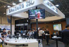 【Inter BEE 2019】ITGマーケティングはSamsung SSDワールドの展示