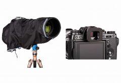 銀一、thinkTANKphoto(シンクタンクフォト )のレインカバーとアイピースを発売