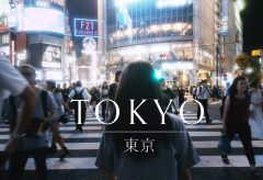 【Views】798『TOKYO   BMPCC4K   CINEMATIC FILM (Short Version01)』2分47秒〜新旧織り交ぜた東京の風景をさまざまなテイストの女性たちが自然体で紹介。乱雑な中にも断片的に見えてくる魅力が世界に発信される