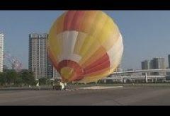 【Views】814『大都会の熱気球』5分42秒〜東日本大震災の復興支援イベントを続けるグループのイベント記録作品