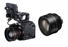 キヤノン、『EOS C500 Mark II』と および関連アクセサリーとSumire Primeシリーズ『CN-E135mm T2.2 FP X』の発売日を発表