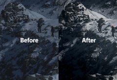 今日からあなたもダビンチ推し! 実践テクニック編 第1回「寒々しくも力強い冬の景色を作る」