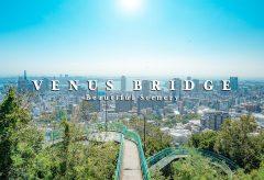 【Views】853『VENUS BRIDGE -Beautiful Scenery-』1分51秒〜神戸の町を見下ろす螺旋橋ビーナスブリッジ。高台から見る景観は圧倒される