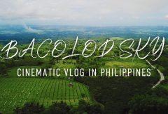 【Views】873『Bacolod Sky』2分39秒〜ドローンでの真下のアングルをちりばめてフィリピンの「風」を伝えてくれる