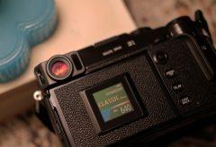 「写真機」としての原点に還ったようなX-Pro3。その動画機能とは?