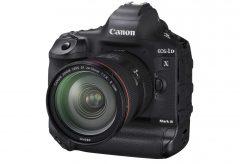 キヤノン、フルサイズ5.5K/60p 12bit RAWをカード記録する『EOS-1D X Mark III』を2月中旬に発売