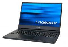 エプソン、NVIDIA GeForce RTX 2060標準搭載3DCG制作向けハイスペックノートPC『Endeavor NJ7000E 3DCG制作Select』を発売