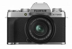富士フイルム、4K動画撮影機能搭載のミラーレスデジタルカメラ『FUJIFILM X-T200』を発表