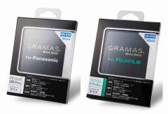 銀一、GRAMASの液晶保護ガラス『Panasonic LUMIX S1H 用』と『FUJIFILM X-Pro3用』を発売