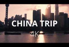 【Views】909『China| 4K CINEMATIC VLOG Osmo Pocketで撮影』4分20秒〜都会と田舎、自然とテクノロジーが入り乱れる世界を作者の視点で切り取っていく
