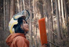 【Views】938『田舎で林業をしている美少女』3分26秒〜何十年、何百年先を想像しながらこの仕事に取り組む、彼女をこっそり応援したくなる