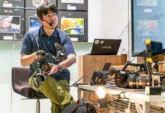 ソニーストア全国5店舗でFS5 II特別展示&動画制作ステップアップセミナーを開催