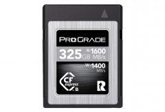 プログレードデジタル、SLCメモリ搭載『CFexpress Type B COBALTカード325GB』を発売