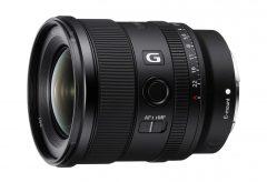 ソニー、Eマウントの大口径超広角単焦点レンズ 『FE 20mm F1.8 G』を発表
