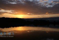 【Views】951『Healing Scenes あさゆう Sunrise & Sunset』3分30秒〜とある池に集う鳥たちのしばしの時間の物語を定点観察風にじっくりと見せる